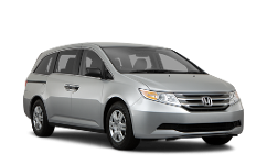 Shuttles 24 - Minivan 6: Private vehicle with capacity for 6 passengers and 6 standard size bags or suitecases.